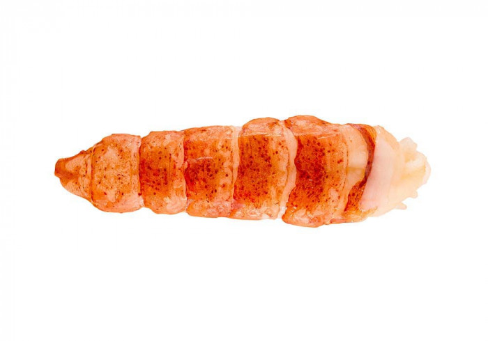 Lobster tails shell-off