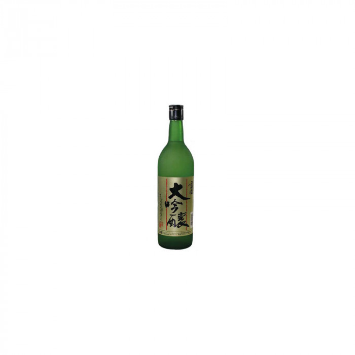 Rice wine Sake Daiginjo