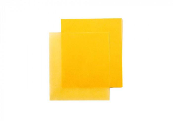 Sojablätter Gelb