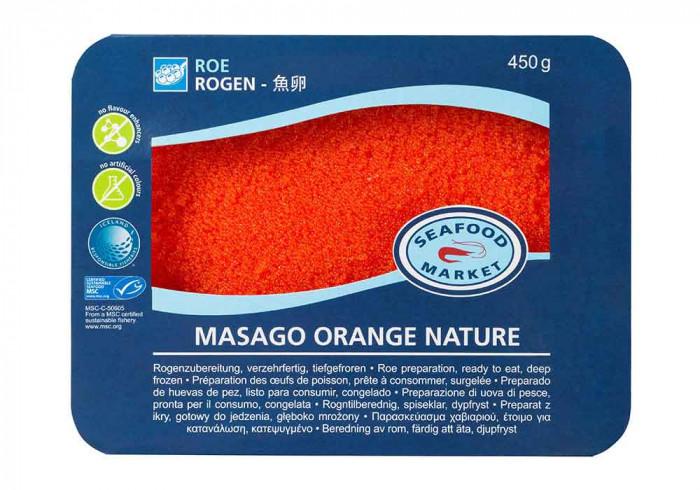 Masago Orange nature