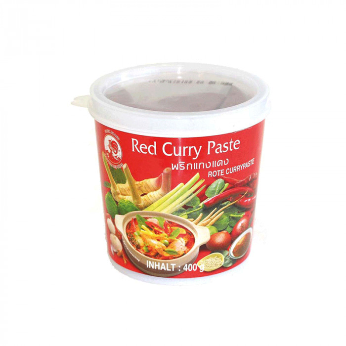 Curry paste red