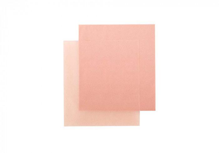 Sojablätter Pink