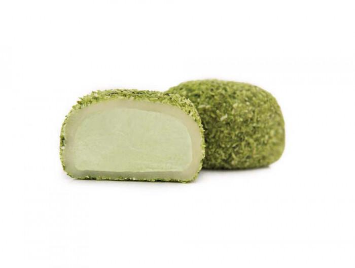 Daifuku Mochi Green Tea
