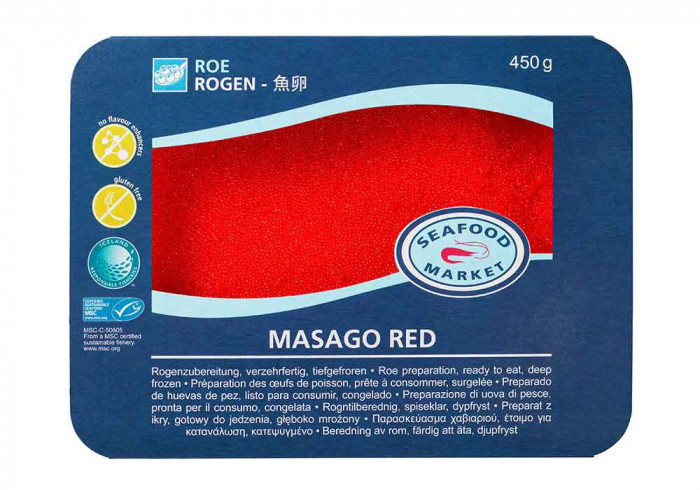 MSC Masago Red