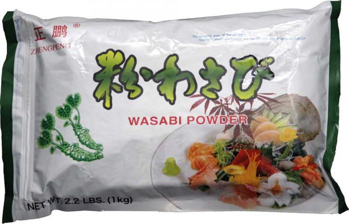 Wasabi Natural green