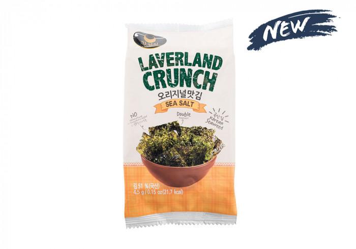 Seaweed Snack Sea Salt