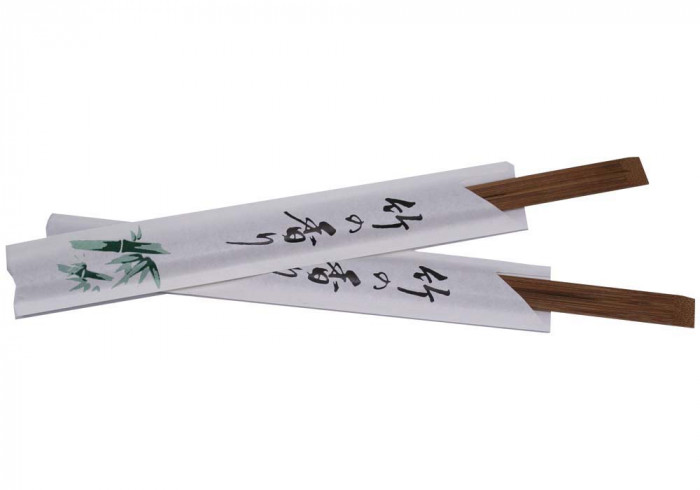 chopsticks, bamboo dark