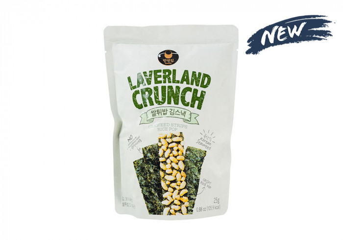Seaweed Strips Rice pop