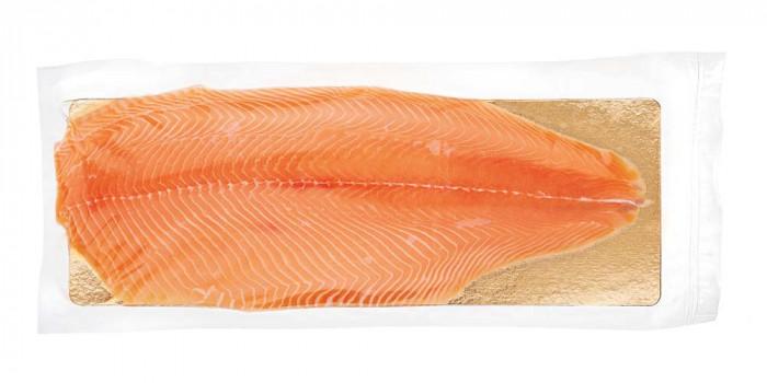 Lachsfilet Trim E1,0-1,5 kg