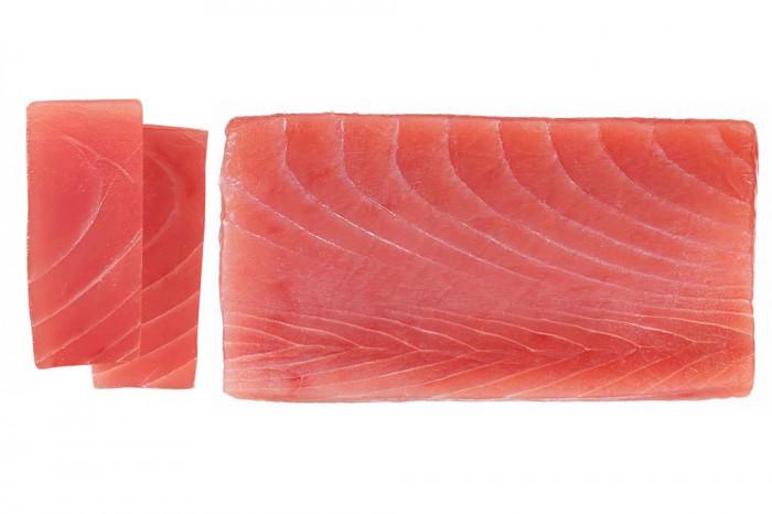 Thunfisch Saku Yellowfin