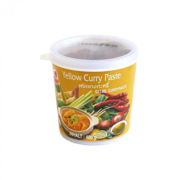 Currypaste gelb