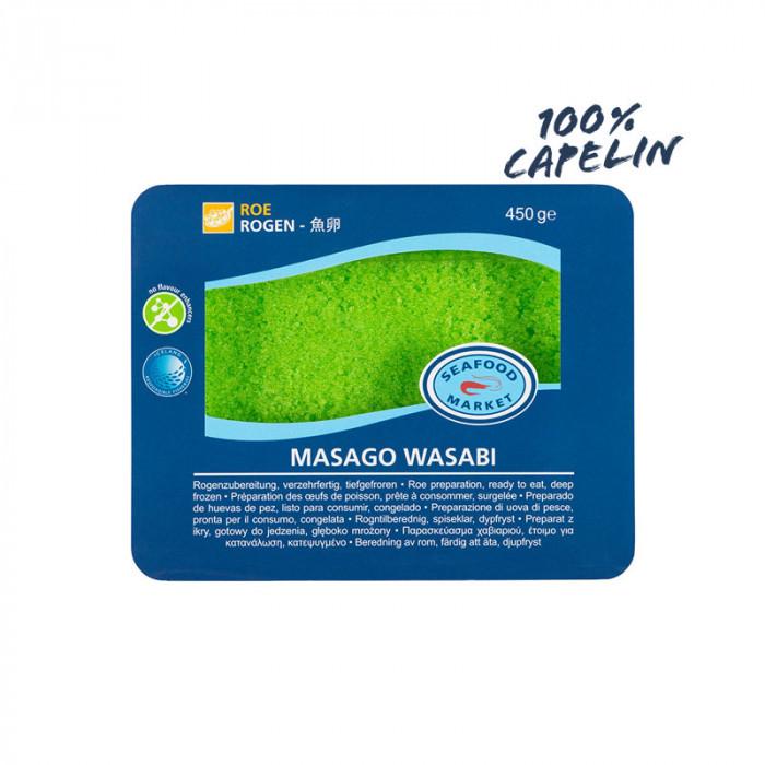 Masago Wasabi nature