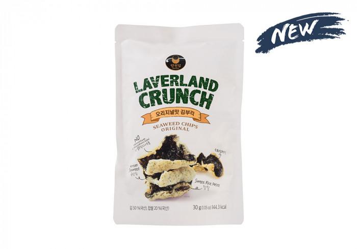 Seaweed Chips Original