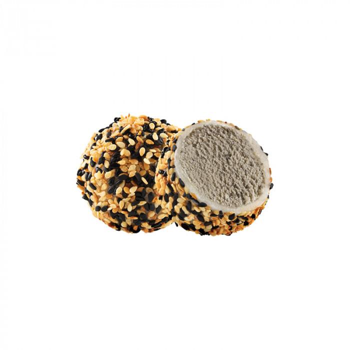 Mochi gerösteter Sesam-Eiscreme