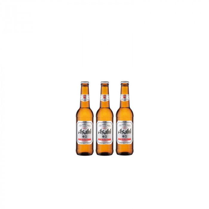 Asahi Super Dry Bier