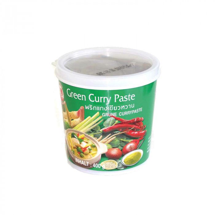 Currypaste grün