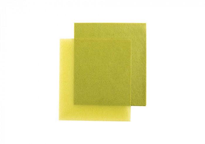 Sojablätter Grün