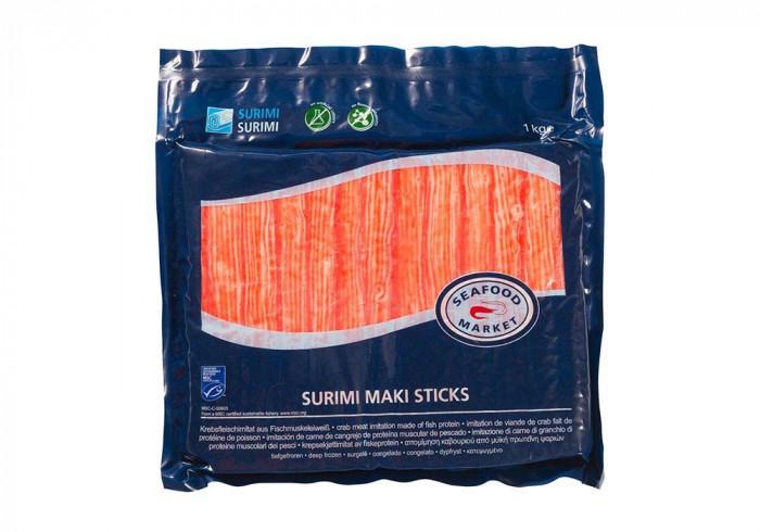 MSC Surimi Sticks for Maki