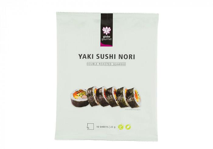 Yaki Sushi Nori Ganz